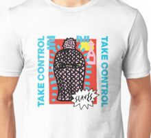 Slaves Band Take Control New Album Cover Unisex T-Shirt