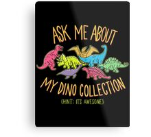 Dino Collection Metal Print
