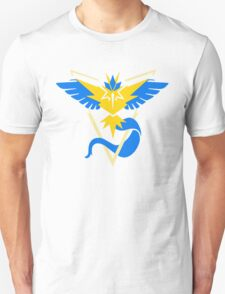 Pokemon Go: Team Mystinct Alliance Logo Unisex T-Shirt
