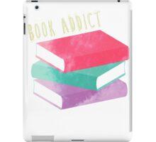 Book Addict iPad Case/Skin