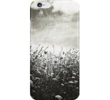 Counting Flowers Like They Were Stars iPhone Case/Skin