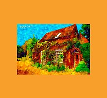 COUNTRY COTTAGE 23D2 Unisex T-Shirt