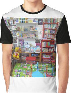 The Children's Play Corner Graphic T-Shirt