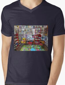 The Children's Play Corner Mens V-Neck T-Shirt