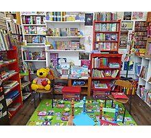 The Children's Play Corner Photographic Print
