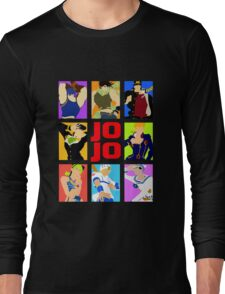 JoJo's Bizarre Long Sleeve T-Shirt