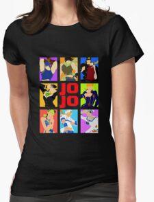 JoJo's Bizarre Womens Fitted T-Shirt