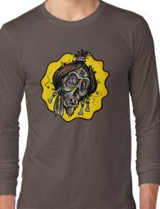 Shrunken Head Long Sleeve T-Shirt