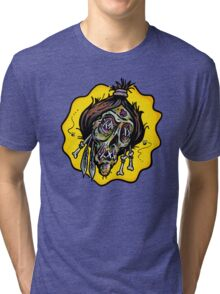 Shrunken Head Tri-blend T-Shirt