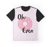 Donut Graphic T-Shirt