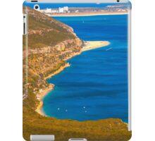 Arrábida coast. Serra da Arrábida. iPad Case/Skin