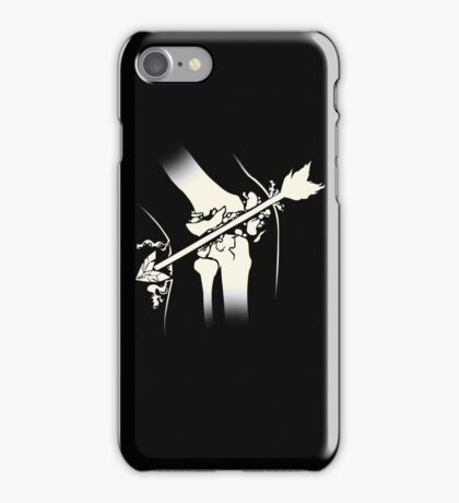 Arrow Into The Knee iPhone Case/Skin