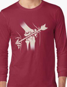 Arrow Into The Knee Long Sleeve T-Shirt