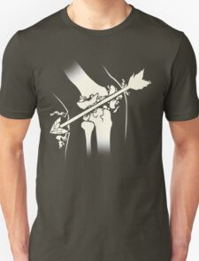 Arrow Into The Knee Unisex T-Shirt