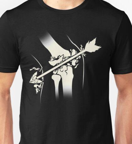 Arrow Into The Knee Unisex T-Shirt