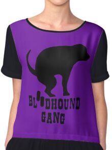 Bloodhound Gang Chiffon Top