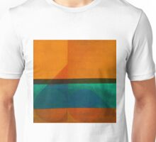 Pedaling in the Beachfront Unisex T-Shirt