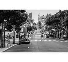 San Francisco Street Life Photographic Print