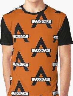 Batman : Arkham Asylum Graphic T-Shirt