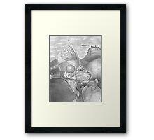 The Merchant Prince Framed Print