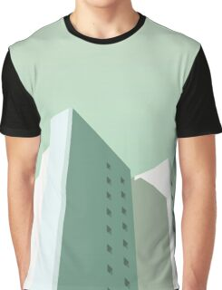 Minimalist architecture - S03 Graphic T-Shirt