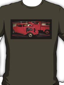 Dual Vintage Muscle T-Shirt