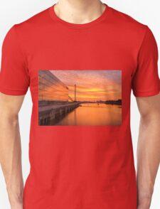 BBC Scotland after the sunset Unisex T-Shirt
