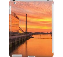 BBC Scotland after the sunset iPad Case/Skin