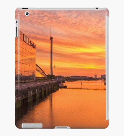 BBC Scotland after the sunset iPad Case/Skin