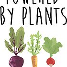 Powered By Plants by SparksGraphics