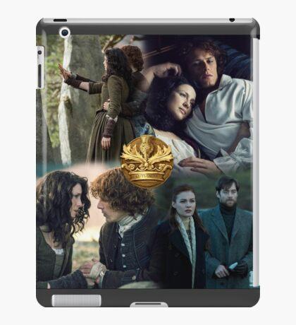 Outlander collage iPad Case/Skin