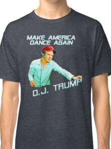 DJ Trump: Make America Dance Again Classic T-Shirt