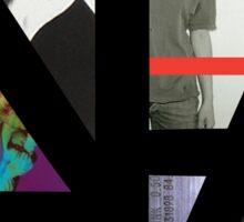 Complete Music (New Order) Sticker