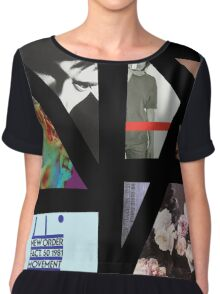 Complete Music (New Order) Chiffon Top