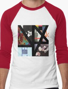 Complete Music (New Order) Men's Baseball ¾ T-Shirt