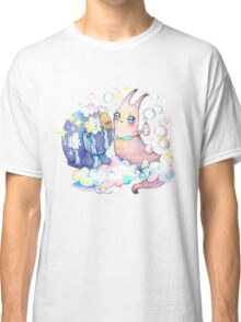 Rainbow snail washing shell Classic T-Shirt
