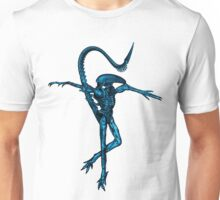 Dancing Alien Unisex T-Shirt