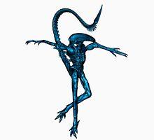 Dancing Alien Unisex T-Shirt