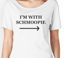 Schmoopie Women's Relaxed Fit T-Shirt