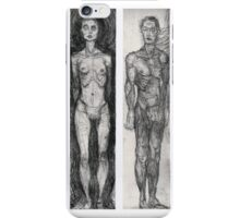 Adam & Eve iPhone Case/Skin