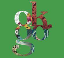 OK Go, All Four Albums Kids Tee
