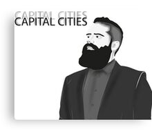Capital Cities Canvas Print
