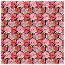 Pink Hibiscus,  iPhone Case, Samsung Case, iPad Case, Pillows, Totes, and Queen size Duvet  Cover by Linda Allan