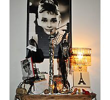 Remembering Audrey Photographic Print