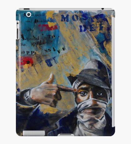 Mos Def Tribute iPad Case/Skin