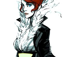 Transistor 'Red' print by AaronNSN