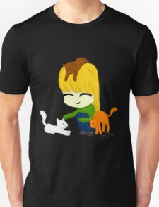 Kawii Kitties Unisex T-Shirt