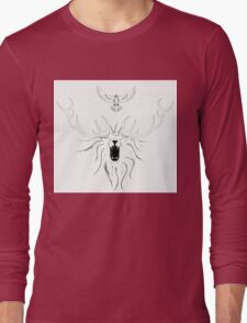 King of the Beasts Long Sleeve T-Shirt