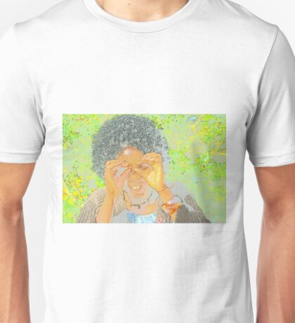 "Colourful Abstract - ""See You"" Unisex T-Shirt"