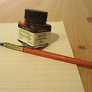 Pen And Ink by lezvee